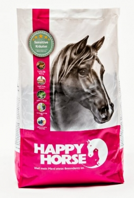 Happy Horse Sensitive Kräuter 25 kg - 1